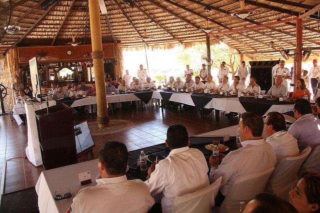 4ta. Reunión Estratégica para la Atención de la Vaquita Marina.