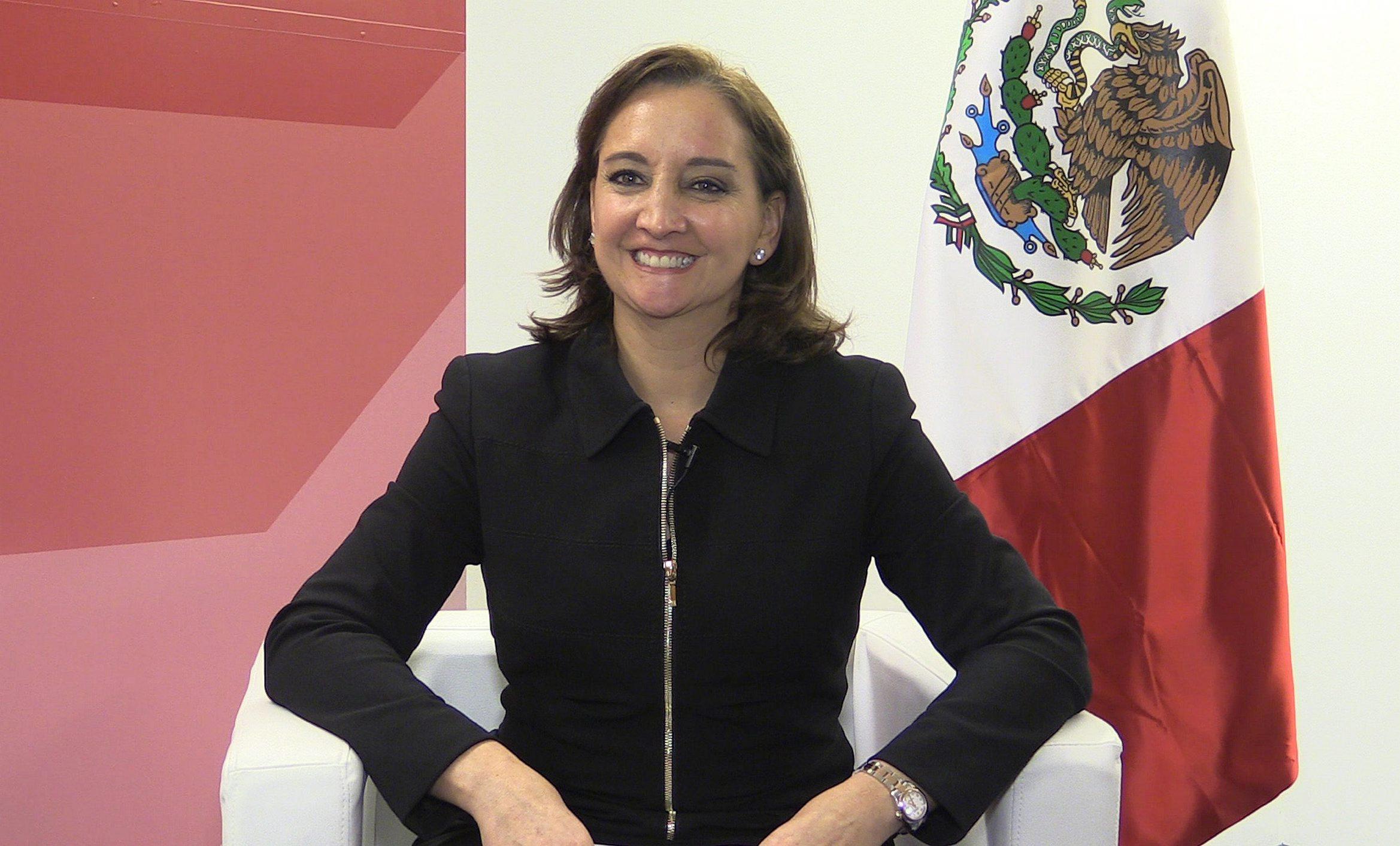Claudia Ruiz Massieu afirmó que la construcción del nuevo Aeropuerto Internacional de la Ciudad de México será la obra de infraestructura más importante de la historia moderna del país.