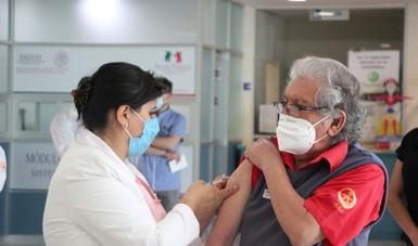 Vacunación contra Influenza, Neumococo y Hepatitis B
