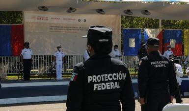 Concluye Diplomado de Protección Portuaria