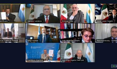 Constitución de una Agencia Latinoamericana y Caribeña del Espacio