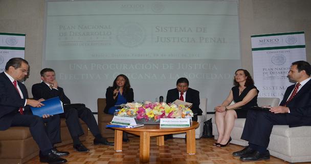 Generar procuradurias más cercanas a la sociedad para lograr su confianza: Mariana Benitez