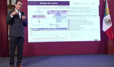 Dr. Iván H. Pliego Moreno Vocal Ejecutivo de AFORE PENSIONISSSTE