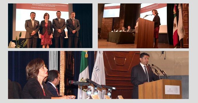 Se realizó el Segundo Foro Nacional sobre Responsabilidad Social Corporativa en México