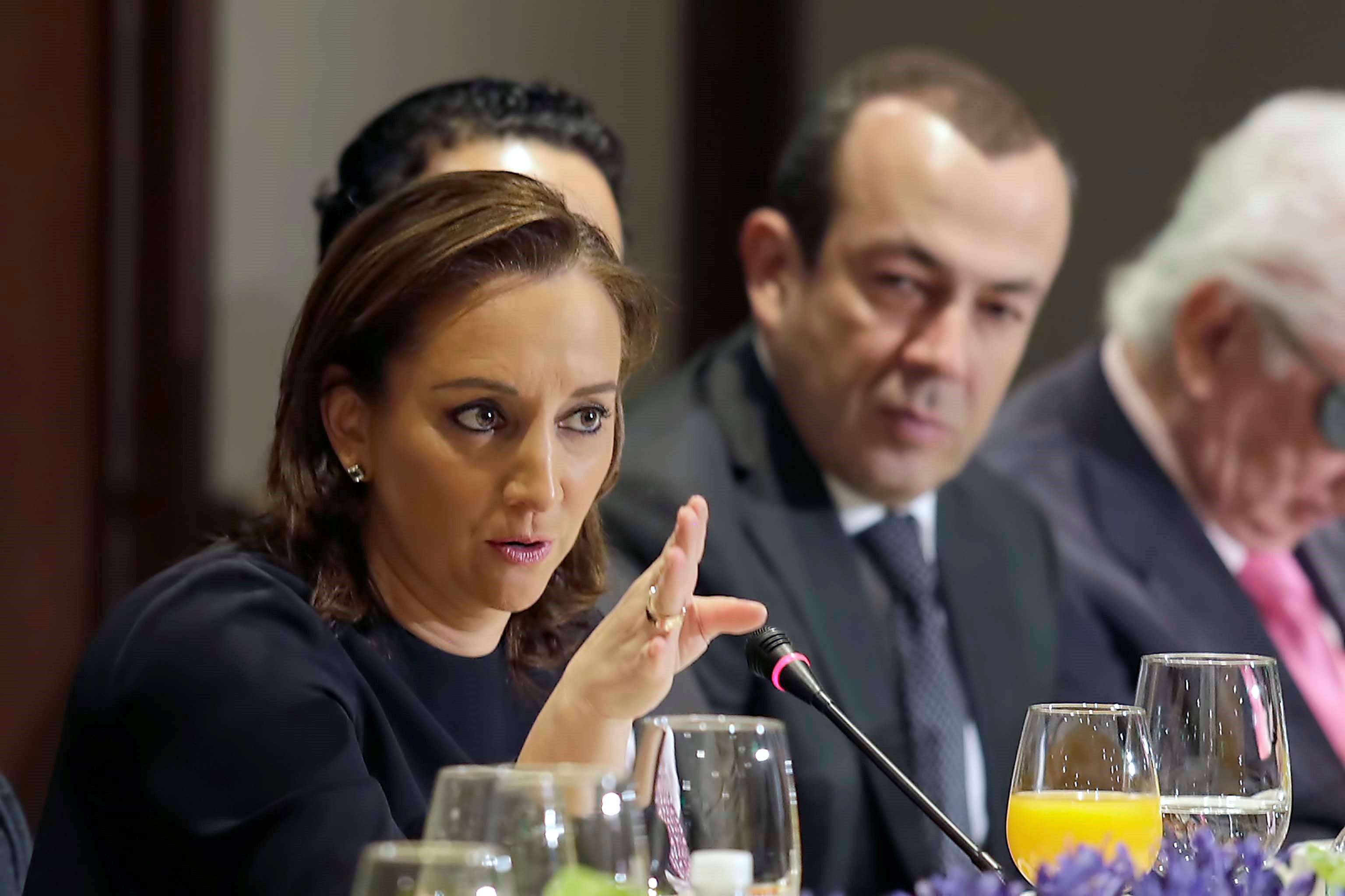 Claudia Ruiz Massieu anuncia que la SECTUR contará con 500 millones de pesos para Pueblos Mágicos y destinos prioritarios.