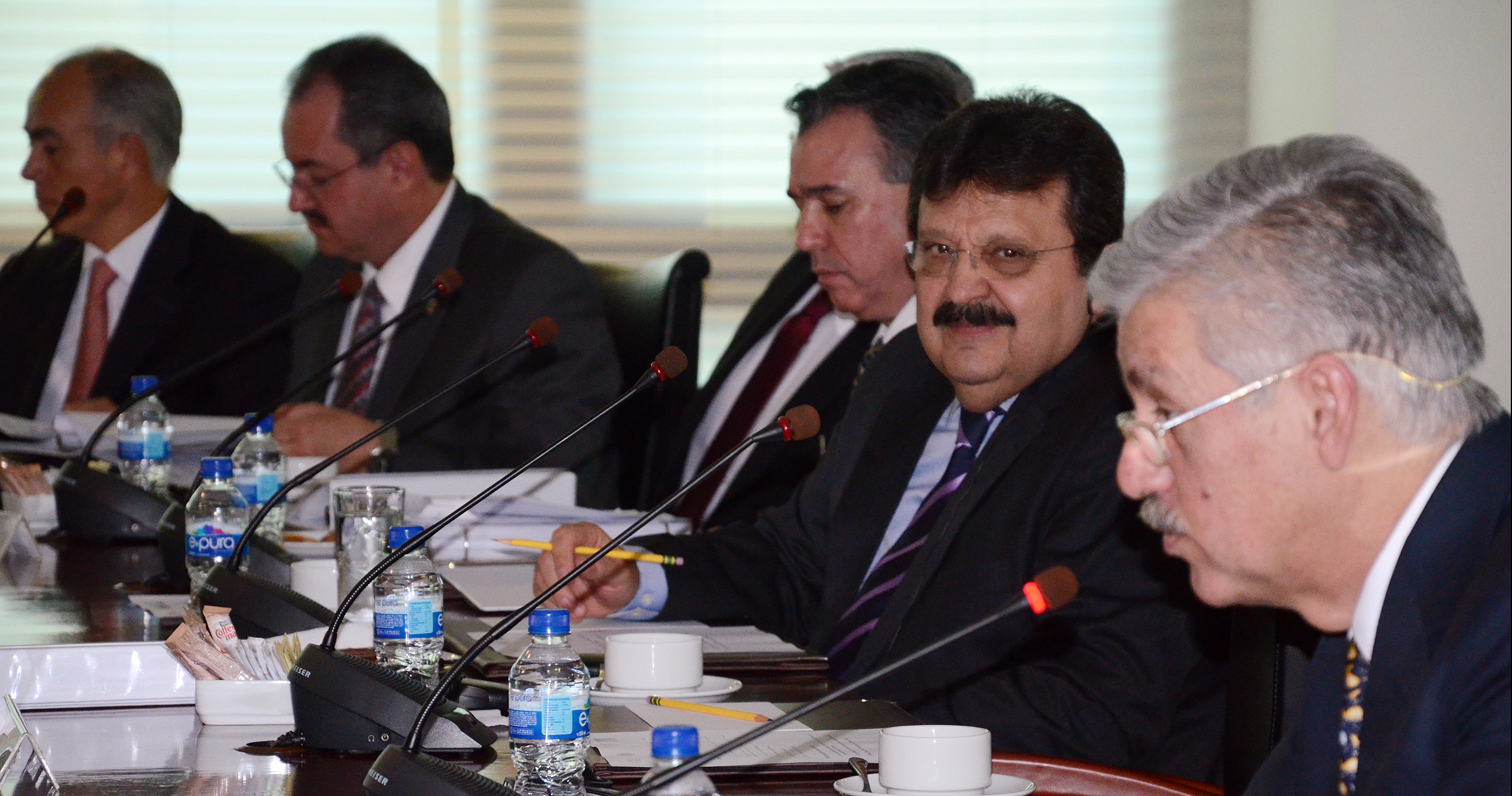 Subprocuradores y fiscales de la PGR se reúnen con Relator Especial de las Naciones Unidas