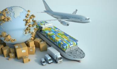 Balanza Comercial Total de Mercancías de México