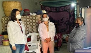 Supervisa Sedatu y Fonhapo acciones de vivienda en el estado de Puebla