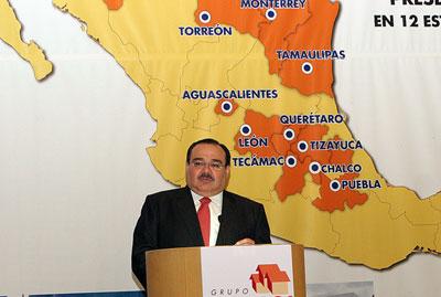 Titular de la SEDATU, Jorge Carlos Ramírez Marín.