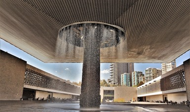 El Museo Nacional de Antropología se encuentra listo para reabrir sus puertas al público bajo la nueva normalidad.