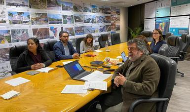 La coordinación institucional es pieza clave del proyecto Tren Maya.