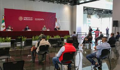 Versión del mensaje del subsecretario de Industria, Comercio y Competitividad, Ernesto Acevedo Fernández, en el anuncio conjunto de la Secretaría de Economía, IMPI, Secretaría de Salud y la Cofepris