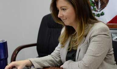 Un eje fundamental del Gobierno de México es pacificar al país, señala Paulina Téllez Martínez