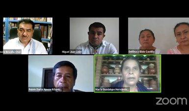 Especialistas comentan la importancia de las lenguas originarias como fuente inagotable de manifestaciones culturales.