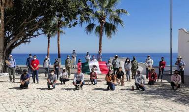 La formación del primer grupo se impulsará también con el apoyo de la Secretaría de Marina y distintas dependencias del sector medioambiental, en colaboración con la Secretaría de Educación Pública. Foto: Ricardo Alonso Soto/CONANP.