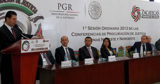 La coordinación entre procuradurías permitirá restablecer las condiciones de paz y justicia: Mariana Benítez