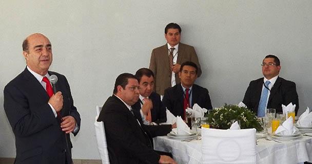 Convoca Murillo Karam a procuradores del país a encontrar mejores mecanismos contra los delitos