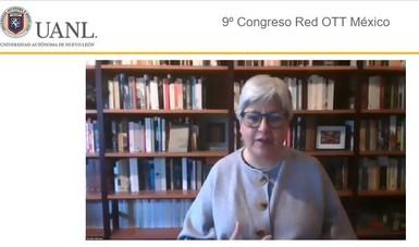 Versión del mensaje de la secretaria de Economía, Graciela Márquez Colín, en la inauguración del 9º Congreso Red OTT México convocado por la Universidad Autónoma de Nuevo León