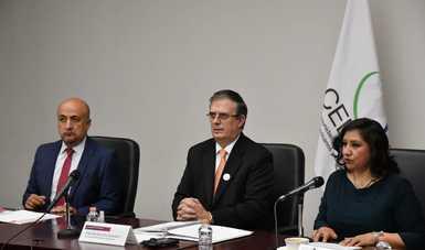 SRE y SFP encabezan la IV Reunión de Ministras, Ministros y Altas Autoridades de Prevención y Lucha contra la Corrupción de la CELAC