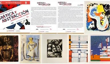 Exposición virtual: Gráfica y abstracción. Homenaje a Manuel Felguérez.