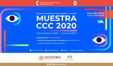 La Muestra CCC 2020 se podrá ver a través de FilminLatino.