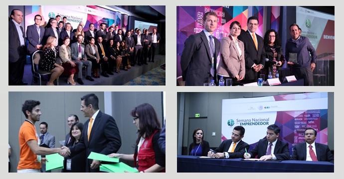 Actividades del martes 6 de octubre, Semana Nacional del Emprendedor 2015