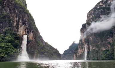 Cuenta con 21 mil 700 hectáreas de superficie en las que prevalecen ecosistemas, como selva baja y mediana caducifolia y subcaducifolia, bosque de pino y encino