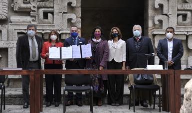 El acompañamiento de la UNESCO es fundamental para garantizar la protección de los derechos culturales.
