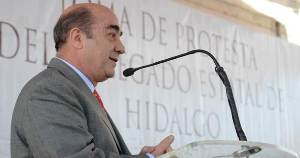 Intervención del Procurador General de la República, Jesús Murillo Karam.