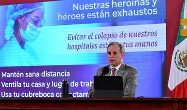 Dr. Hugo López-Gatell