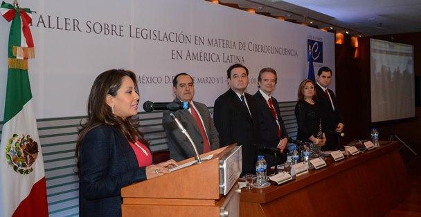 Subprocuradora Jurídica y de Asuntos Internacionales de la Procuraduría General de la República, Mariana Benítez Tiburcio