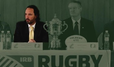 Francisco Echeguren, dejó el cargo como presidente de la Federación Mexicana de Rugby (FMRU),