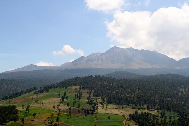 Nevado de Toluca Área Nacional Protegida