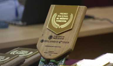 Premio Nacional al Mérito Forestal 2020