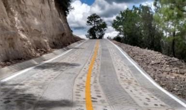En Oaxaca, este año se concluyeron 33 caminos