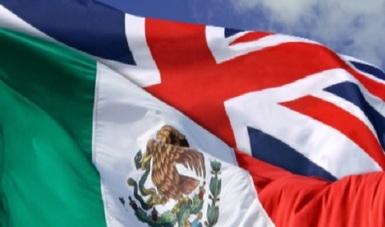 México y el Reino Unido mantendrán su intercambio comercial preferencial a partir del 1º de enero de 2021