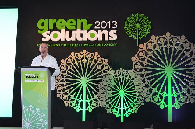 Inauguración Green Solutions 2013