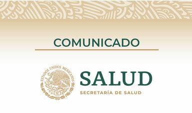 Comunicado Secretaria de Salud