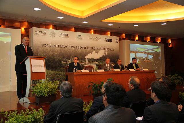 Foro Internacional Sobre Energía Geotermica