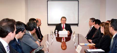 Nombra el Secretario de Energía al Ingeniero Odón de Buen Rodríguez como nuevo titular de la Comisión Nacional para el Uso Eficiente de la Energía