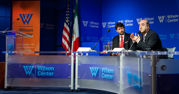 Mensaje del Procurador Jesús Murillo Karam en el Woodrow Wilson International Center en Washington D.C.