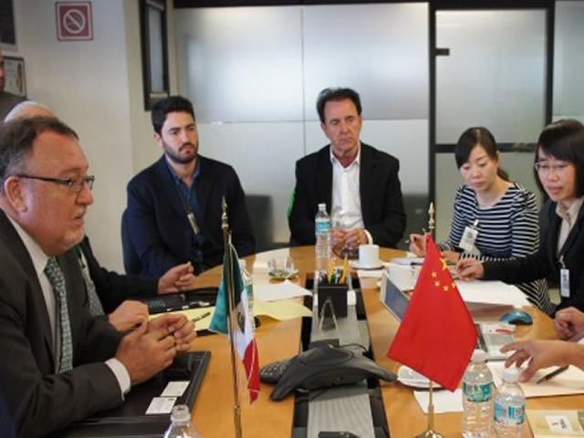 Expertos en sanidad de cuatro provincias de China interesados en comercializar maíz blanco de Sinaloa en ese país.