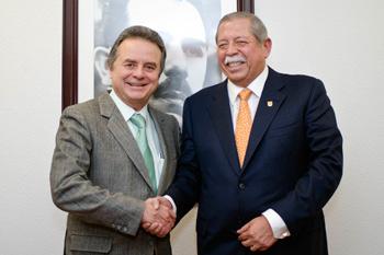 Acuerdan SENER y Tamaulipas impulsar agenda de colaboración en tecnologías verdes