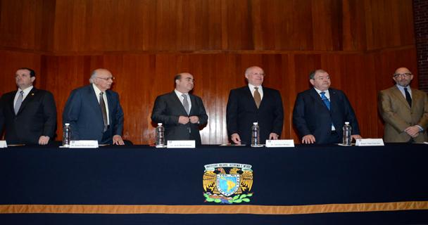 PGR y UNAM impulsan la investigación en ciencias forenses