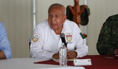 Comisionado del Instituto Nacional de Migración, Francisco Garduño Yáñez