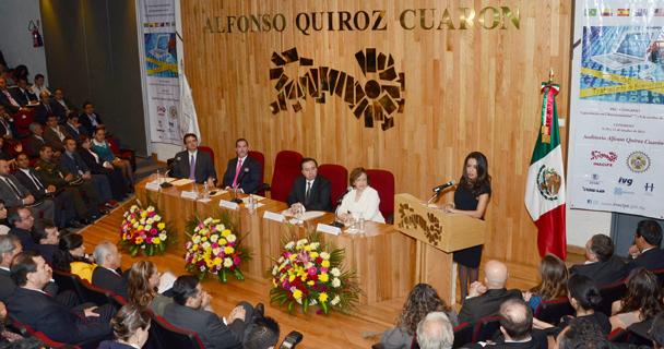 Con la creación de la Agencia de Investigación Criminal se fortalece la PGR: Mariana Benítez