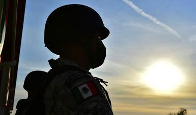Presidente inaugura instalaciones de la Guardia Nacional en Soledad de Graciano Sánchez, SLP