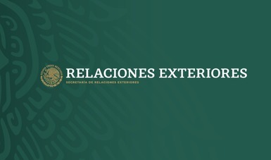 Remarks by Minister of Foreign Affairs Marcelo Ebrard