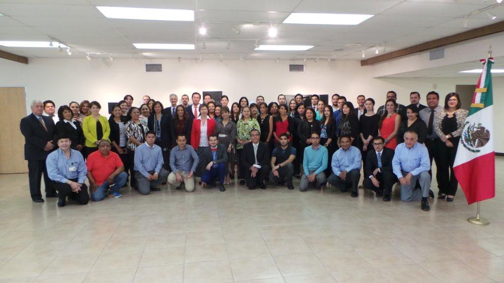 Se realizó en Houston el Seminario de Capacitación para Encargados de Protección Consular en Estados Unidos