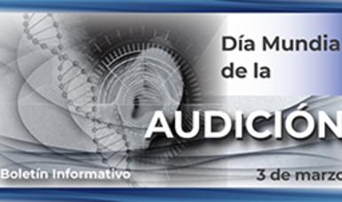 Día Mundial de la Audición: 3 de marzo
